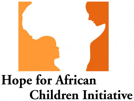 Дизайн логотипа организации Hope for African Children Initiative