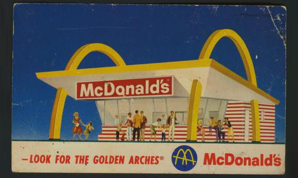 constraints mcdonalds